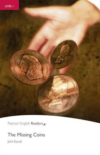 Penguin Readers 1: Missing Coins Book & CD Pack: Level 1 (Pearson English Graded Readers) - 9781405878142