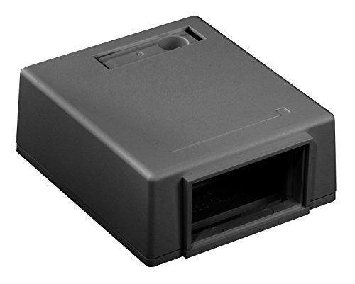 Leviton 4M089–1EM 1Einheit MOS Aufputzdose, 4M089-1EM (Av Direct Box)