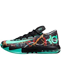 Nike KD VI - AS NOLA GUMBO - Zapatillas de Baloncesto para Hombres Edición All Star Game Illusion 647781 930 zapatillas de deporte kevin durant