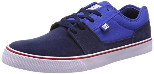DC Shoes Tonik, Scarpe da Skateboard Uomo, Blu (Navy/Royal NR6), 42.5 EU