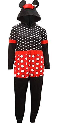 Disney Women's Union Suit, Classic Minnie, M Classic Union Suit