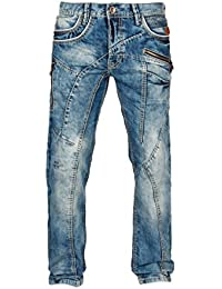 Cipo & Baxx Homme Jeans / Jeans Straight Fit Sinno