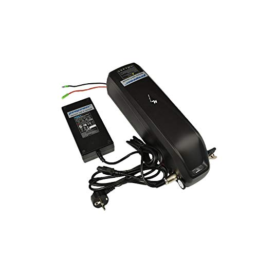 UE Sin Impuestos envío libre 48V 13 Ah batería eléctrica Hairike ebike con cargador 54.6V 2A puede funcionar en un motor de 750W(Allemagne entrepôt)PXC-HL-48130