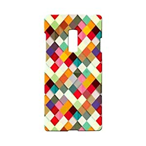 BLUEDIO Designer 3D Printed Back case cover for Oneplus 2 / Oneplus Two - G2222