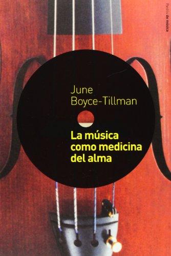 La música como medicina del alma (Contextos) por June Boyce-Tillman