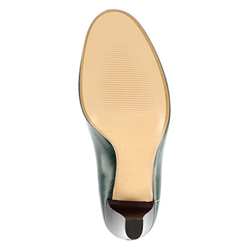 Evita Shoes Maria, Scarpe col tacco donna Verde scuro