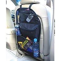 JEEJEX Car Seat Back Organizer (BQLS87) Multi Pocket Storage Bag Multi Pocket Organizer Holder Hanger Accessory
