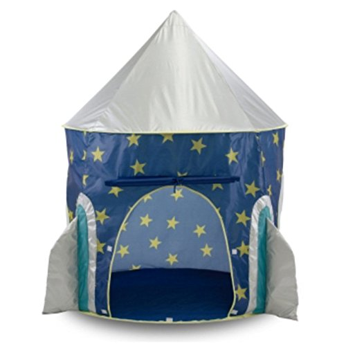kiddyplay-deluxe-blue-pop-up-rocket-play-tent