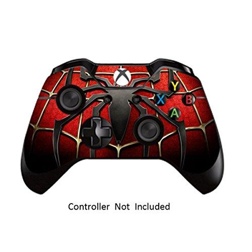 Jeux Xbox One Peaux Manette Xbox One Vinyle Autocollants Accessoire Xbox One - Widow Maker Black