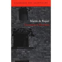 Cervantes en Barcelona (Cuadernos del Acantilado)