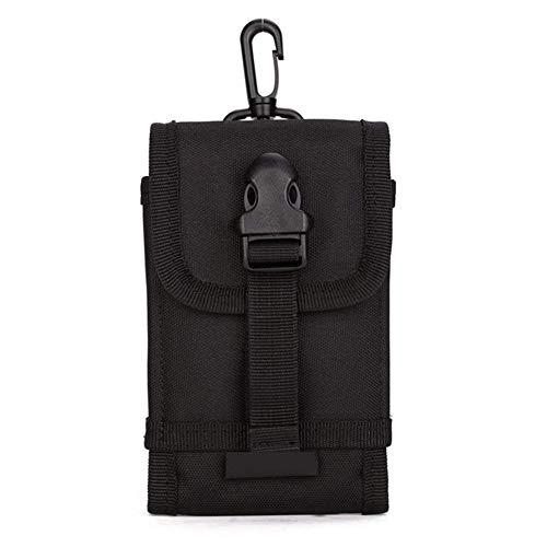 yakmoo porta cellulare borsetta impermeabil molle sistema borsa mobile di funzione multipla accessorio da zaino militare tattico per outdoors