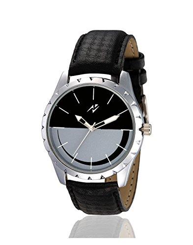 Yepme Men's Analog Watch - Grey/Black - YPMWATCH2692 image