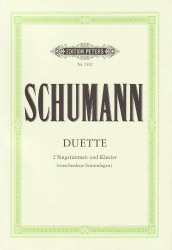 34 Duette(Friedlaender)