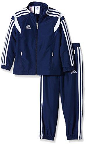 Adidas – Tuta Con14 Pre Suity, modello per bambini