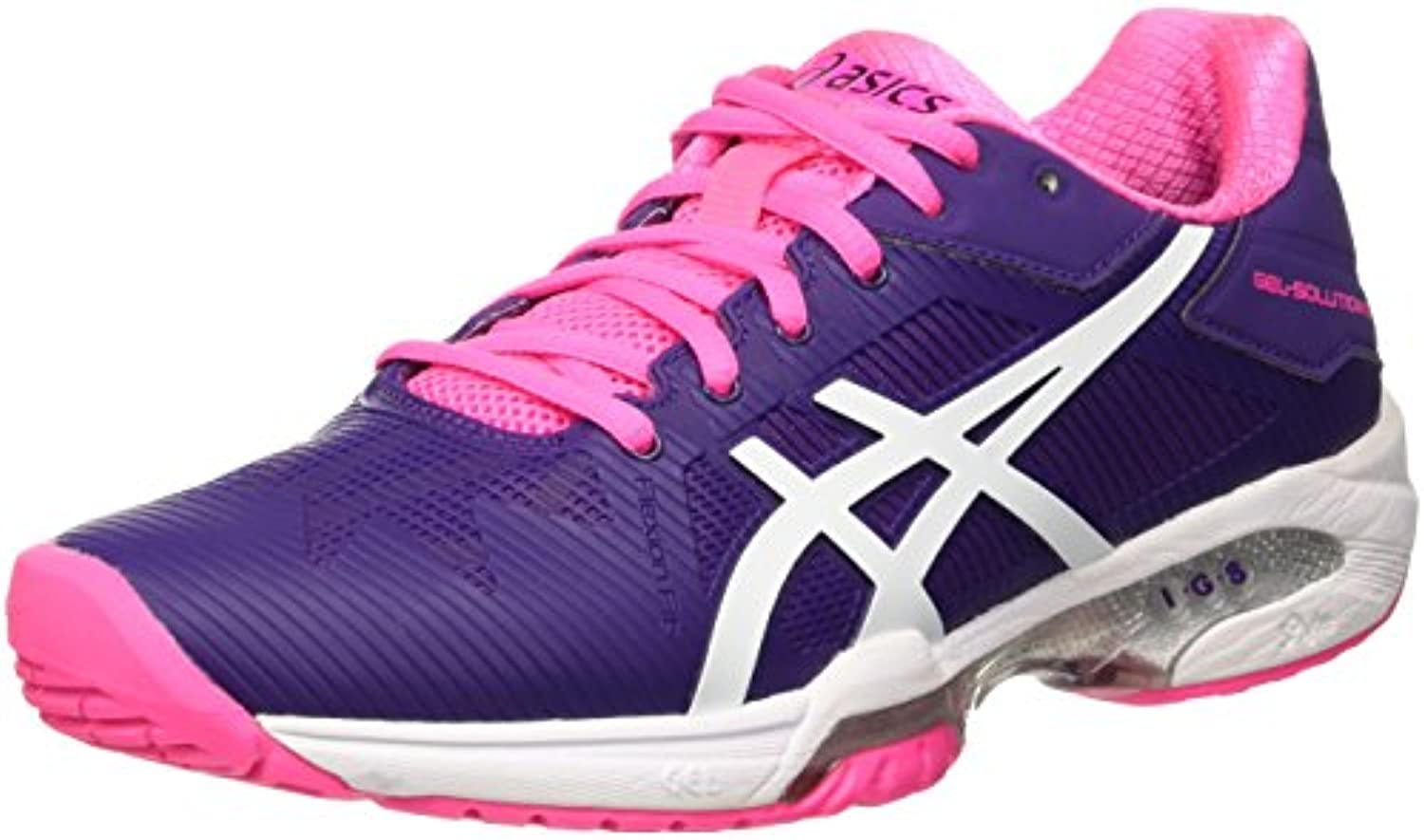 Asics Gel-Solution Speed 3 W, Zapatillas de Tenis para Mujer