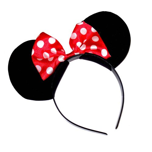Fancy dress mouse ears , perfect for fancy dress / Halloween / gift / present / hen do / brand new by Love 2 ()