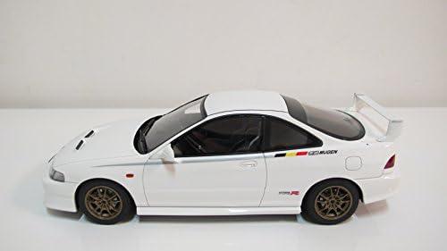 Otto Mobile Honda-Integra Dc2 Type R Mugen-1998 Voiture Miniature de Collection, OT737, Blanc | Authentique