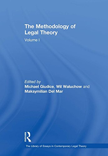 egal Theory: Volume I (The Library of Essays in Contemporary Legal Theory) (English Edition) ()