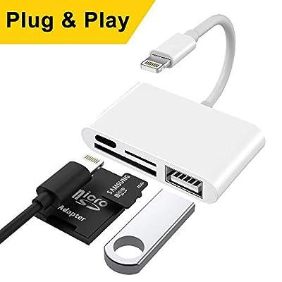 Lightning to SD Card Reader