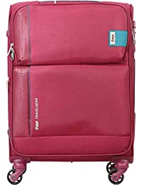 aec162290a1 VIP Flamingo 59 cm Soft Trolley- Red