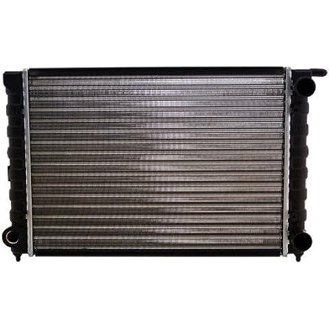 Raffreddamento ad acqua–Radiatore raffreddamento motore auto per Golf II 2, adatto per i seguenti numeri originale (solo per confronto): 191121253d, 191121253K