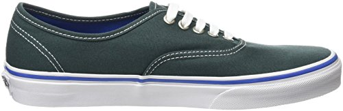 Vans Unisex-Erwachsene Authentic Low-Top Grün (green gables/true white)