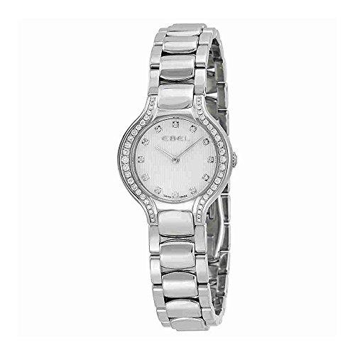 Montre  Ebel  - Affichage  bracelet Acier Inoxydable  et Cadran  1215868