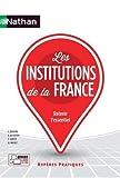 Les institutions de la France