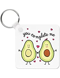 Aguacate You Complete Me LLAVERO