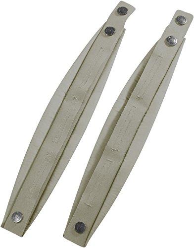 Preisvergleich Produktbild Fjällräven Unisex-Erwachsene Kånken Shoulder Pads Rucksack,  Grau (Fog),  24x36x45 cm