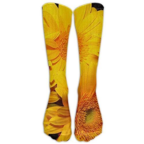 ocaohuahuaba 4. Juli Design Modische Kniestrümpfe für Damen und Herren Fitness Novelty Crew Athletic Socken bequeme Kniestrümpfe -