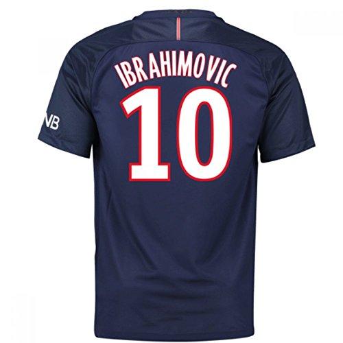 28248b89dd72c 2016-17 PSG Home Shirt (Ibrahimovic 10)