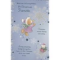 Con un sacco di loving Wishes at Christmas
