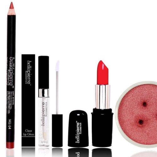 Bellapierre Cosmetics Kit Lèvres Evening