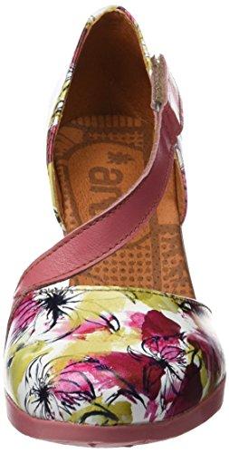 Closed Toe Flowers Fantasy 0278 Sandali ART Rio Donna Multicolore vwaIZPqPn