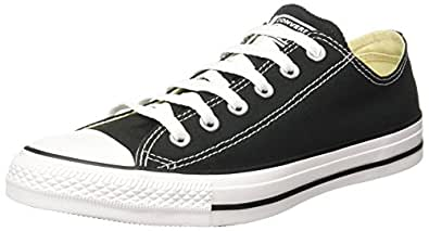 Converse Unisex Black Sneakers - 10 UK/India (44 EU)