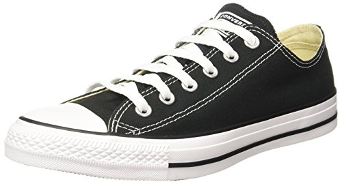 8ed333c6a8a -30% Converse Unisex Black Sneakers - 8 UK India (41.5 EU)