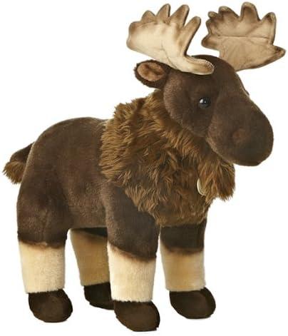 Aurora World Miyoni Moose 14.5 Plush by Aurora World | Outlet Online