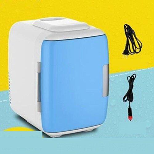 SL&BX Mobile mini-kühlschrank,Mini portable kältetechnik kältetechnik milch lagerung brust milch kühlschrank zu hause klein kühlschrank-Blau - Mit Brust, Kühlschrank Gefrierfach
