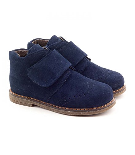 Boni Classic Shoes Boni Mini Albert - Chaussures Garçon Cuir Scratch