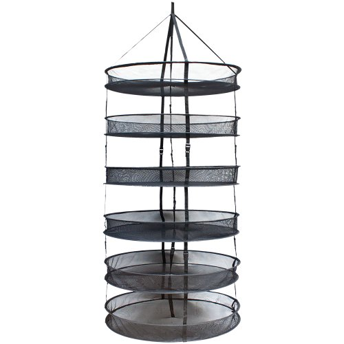 Lighthouse - Malla de secado (para colgar, redonda, 75 cm)