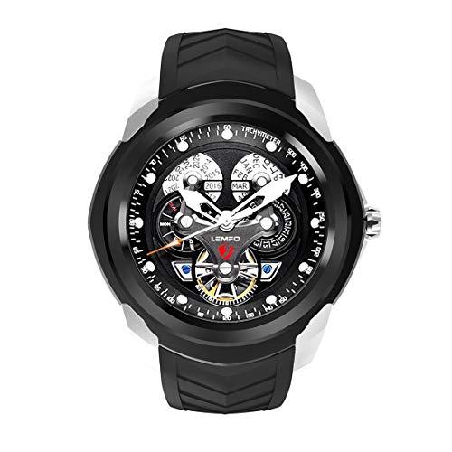 ForceSthrength Smart Watch LEMFO LF17 512MB + 4GB Supporto TF Card WiFi Smartwatch