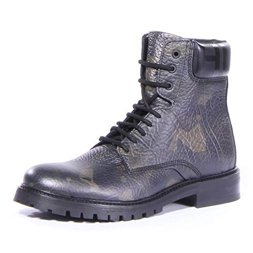 BOSS Hugo Explore_Halb_grprcm - Bottes Hommes Chaussures