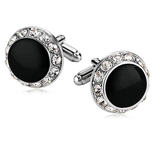 Xmen Anzug - Adisaer Personalisierte Hochzeit manschettenknöpfe manschettenknöpfe Silber