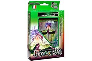 Force of Will - Ramo de Tarjetas, Color y Viento