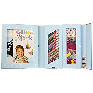 Spice Box- Glitter and Sparkle, Colores Surtidos, SB37699