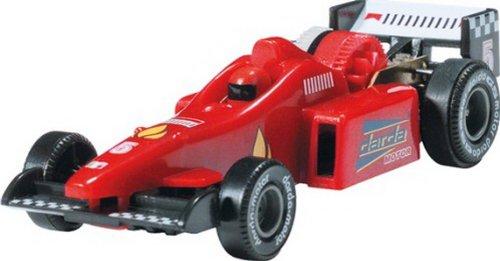 Formel 1 Rennwagen rot DARDA, 1Stück