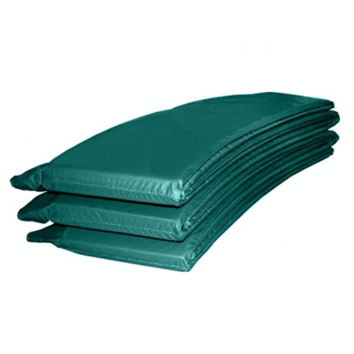 Baunsal GmbH & Co.KG Randabdeckung Federabdeckung Randschutz Abdeckung grün für Trampolin 305 bis 310 cm
