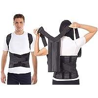 LUX FALTEN Haltungskorrektur Geradehalter Schulter Rücken Haltungsbandage Posture Corrector Haltungstrainer mit... preisvergleich bei billige-tabletten.eu