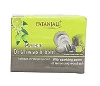 Patanjali Super Dishwash Bar - 280 g (Pack of 3)